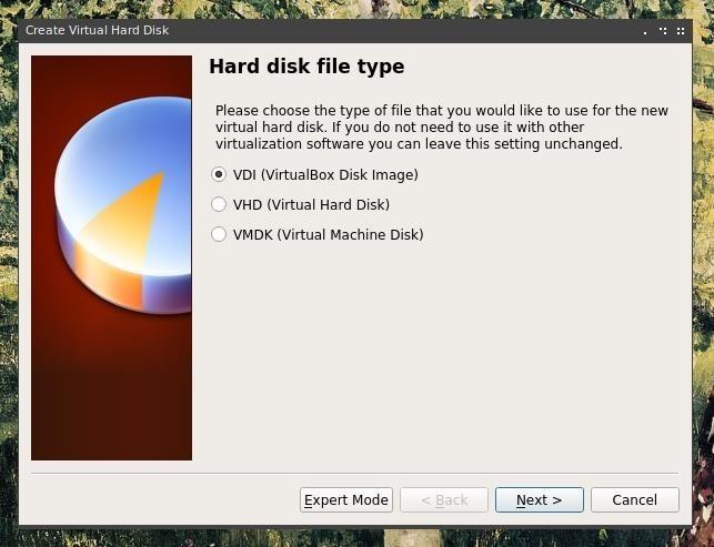kali-linux-tor-vpn-whonix-hard-disk-type