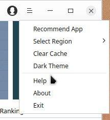 Μπορείτε να έχετε το Deepin Store σε Dark Mode