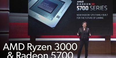 AMD: Διαθεσιμότητα και τιμές για Radeon RX 5700 και Ryzen 3000