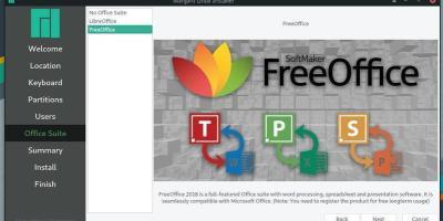 LibreOffice ή FreeOffice; Η διανομή Manjaro θα δίνει επιλογή για σουίτα γραφείου