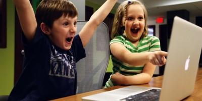 Εφαρμογές προγραμματισμού υπολογιστών για παιδιά