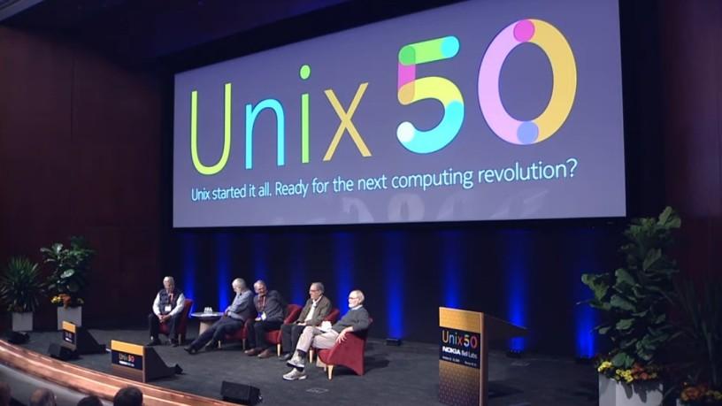 Unix50: Εκδήλωση για τα 50 χρόνια του Unix