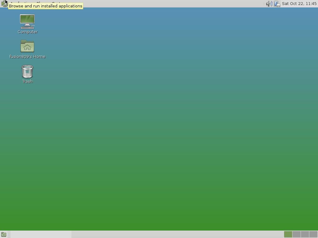 FreeBSD 12.1 - Εγκατάσταση MATE περιβάλλον