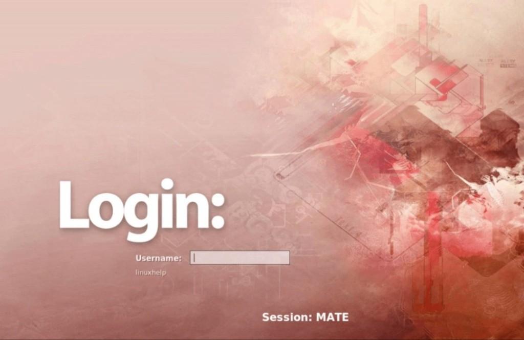 FreeBSD 12.1 - Εγκατάσταση MATE περιβάλλον - Slim Login Manager