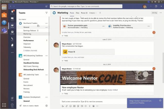Το Microsoft Teams διαθέσιμο και για Linux