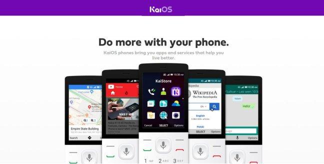 Η Mozilla επιστρέφει στα mobile OS βοηθώντας το KaiOS