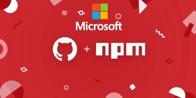 Η Microsoft Github αγοράζει την npm - μητρώο πακέτων JavaScript