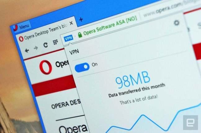 Opera Browser - Σκάνδαλα, ψεύτικο VPN και η εξαγορά