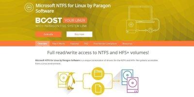 Η Paragon ενοχλημένη από την ενσωμάτωση του Microsoft exFAT στο Linux
