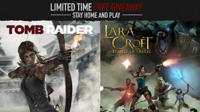 Tomb Raider δωρεάν για περιορισμένο χρονικό διάστημα