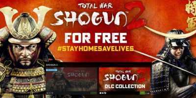 TOTAL WAR: SHOGUN 2 | Δωρεάν