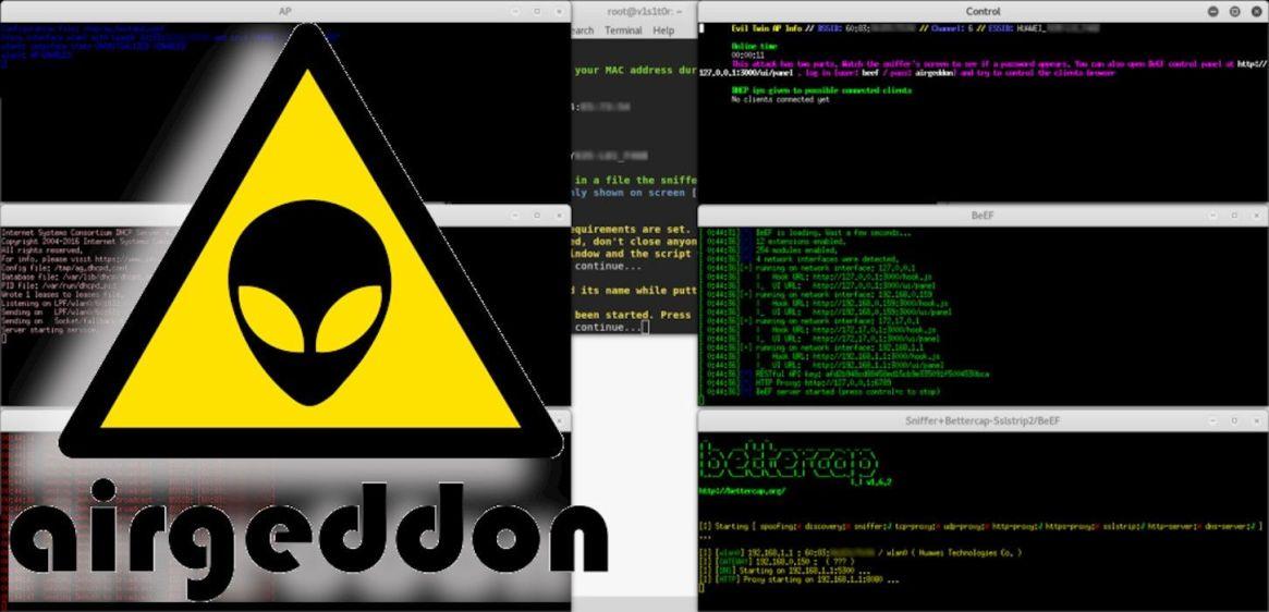 Hacking σε WiFi με Airgeddon στο Kali Linux