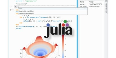 Julia: Μια γλώσσα για Cybersecurity, Data analysis και Machine Learning