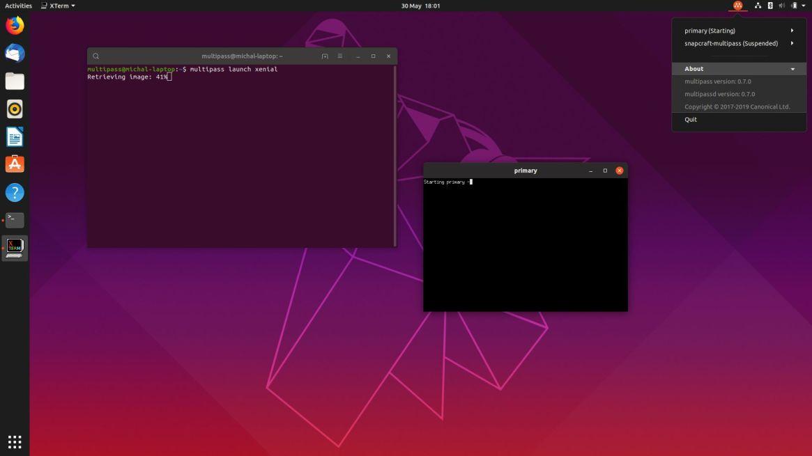 Multipass | Instant Ubuntu VMs στον υπολογιστή σας