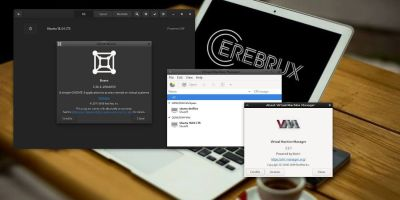 Gnome Boxes και Virt Manager αντί του Virtual Box σε Linux