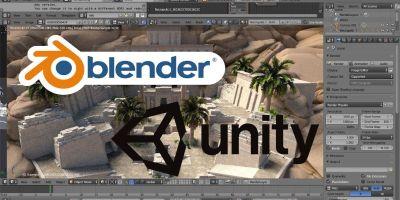 Η Unity εντάχθηκε στο Development Fund του Blender
