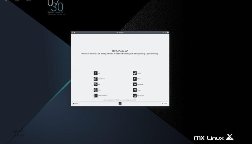 MX-Linux 19.2 KDE διαθέσιμο για λήψη