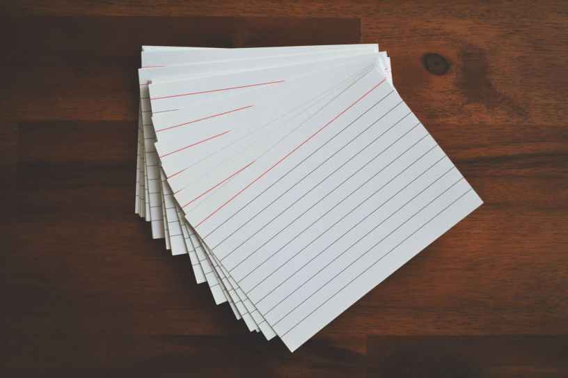 Anki: Διάβασμα, Επανάληψη, Διδασκαλία με flashcards