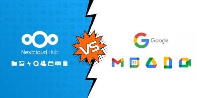 Google vs Nextcloud | Μπορεί το Nextcloud να αντικαταστήσει τις υπηρεσίες της Google;