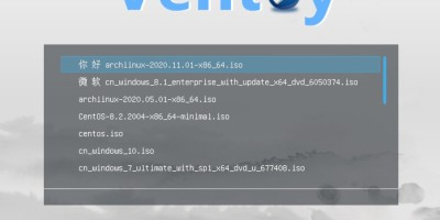 Ventoy | Φτιάξε multiboot USB εύκολα σε Windows και Linux