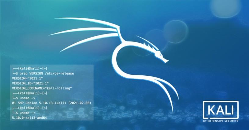 Kali Linux 2021.1 Release (Command-Not-Found) τι νέο περιλαμβάνει