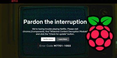 Raspberry Pi | Επίσημη υποστήριξη για Netflix - Spotify