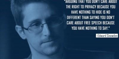 """Το αφελές επιχείρημα του """"Δεν έχω τίποτα να κρύψω"""" και η ιδιωτικότητα"""